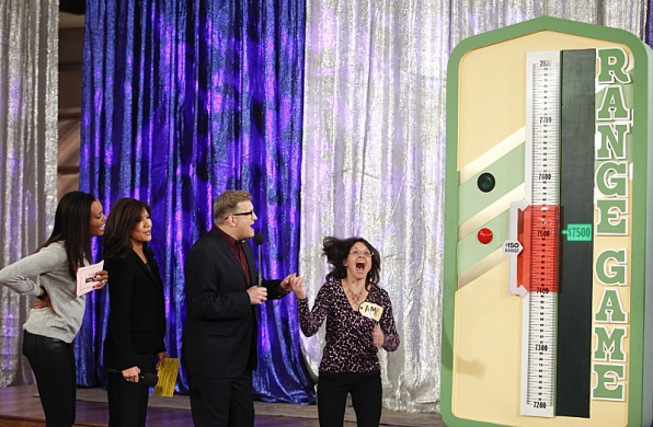 Never a dull moment with Drew Carey