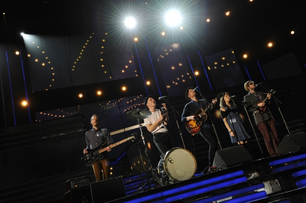 The Lumineers Rehearse