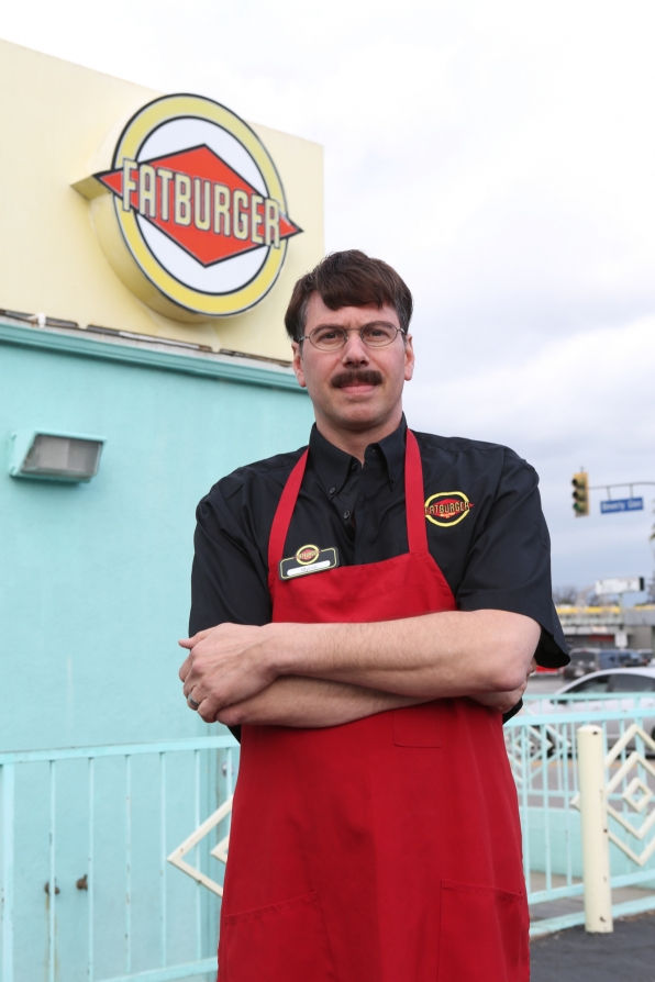 "Undercover in ""Fatburger"" Episode 12 of Season 4"