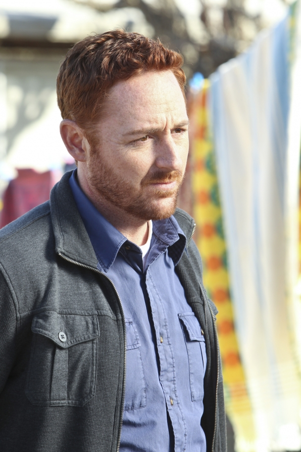 "Scott Grimes Guests in ""Red: Part Two"" Episode 19 of Season 4"