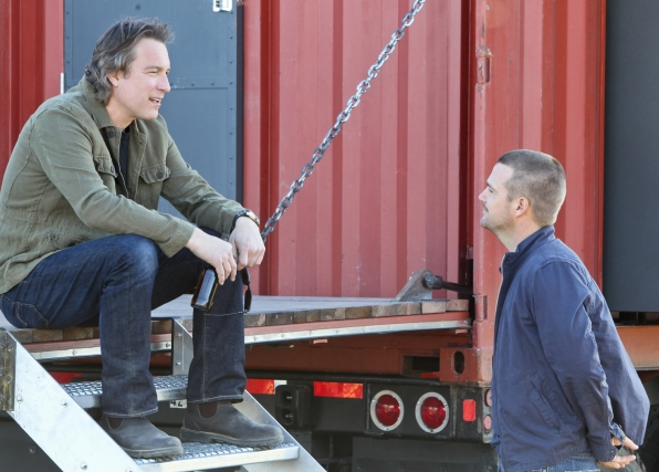 """Fresh Air in """"Red: Part Two"""" Episode 19 of Season 4"""