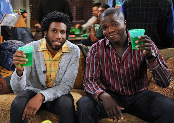 "Cheers on ""St. Patrick's Day"", Episode 17 of Season 3"