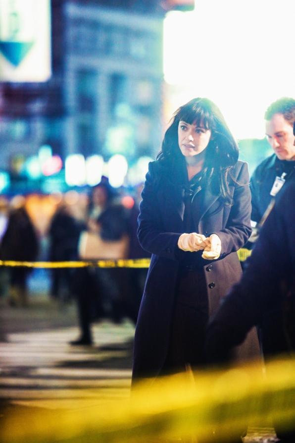 Detective Maria Baez