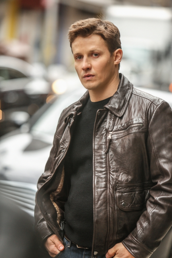 Will Estes stars as Jamie Reagan