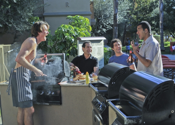 The Grillmaster- We Are Men- Mondays 8:30/7:30c