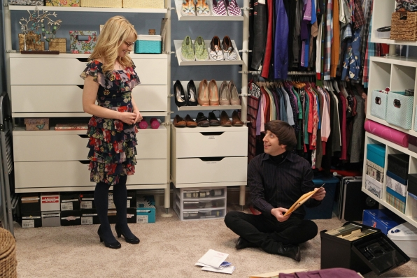 """A lost letter in """"The Closet Reconfiguration"""" Episode 19 of Season 6"""
