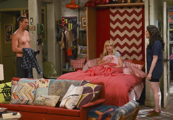 """Monkey in the middle on """"And The Temporary Distraction"""", Episode 19 of Season 2"""