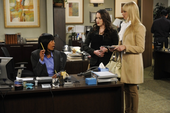 """All business on """"And The Temporary Distraction"""", Episode 19 of Season 2"""