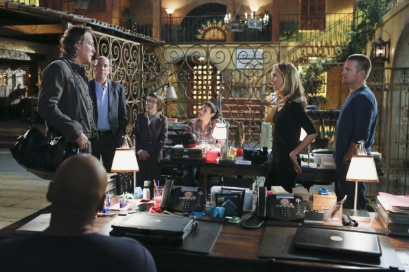 """NCIS Double Team in """"Red: Part One"""" Episode 18 of Season 4"""