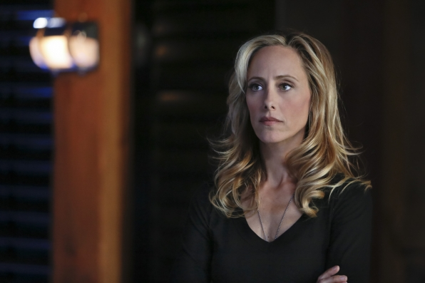 "Kim Raver Guests in ""Red: Part Two"" Episode 19 of Season 4"