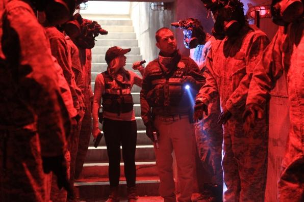 "George Eads on Season 13 Episode 18 ""Sheltered"""