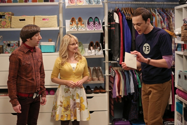 "Sheldon the mailman in ""The Closet Reconfiguration"" Episode 19 of Season 6"