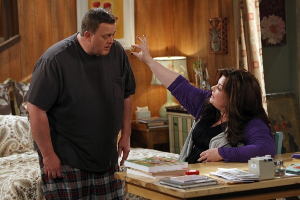 "Mike & Molly in ""Party Planners"" Episode 19 of Season 3"
