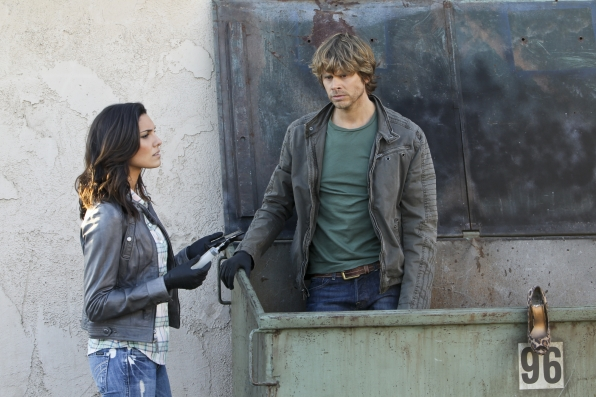 "Dumpster Diving in ""Purity"" Episode 20 of Season 4"