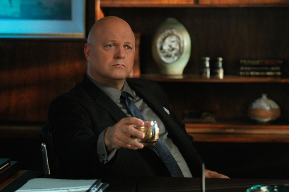 """A Toast in """"Unfinished Business"""" Episode 20 of Season 1"""