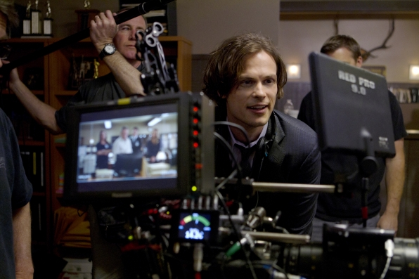 7. Matthew Gray Gubler - Criminal Minds