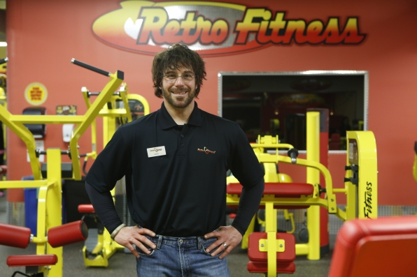 "Eric goes undercover in ""Retro Fitness"" Episode 14 of Season 4"