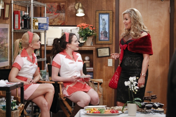 """Three lovely ladies in """"And The Extra Work"""" Episode 22 of Season 2"""