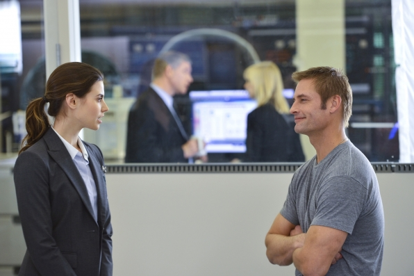 Intelligence Series Premiere First Look Photos