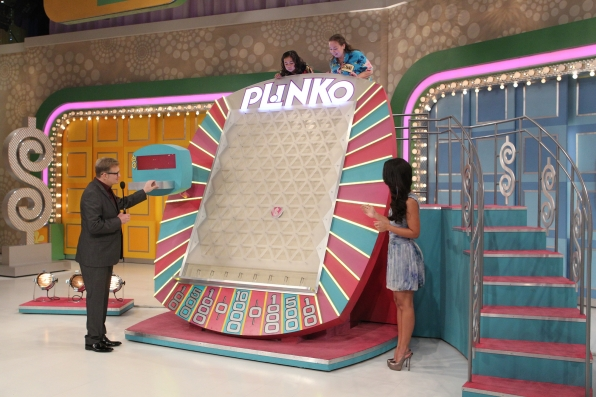 Jacquelyn and Plinko