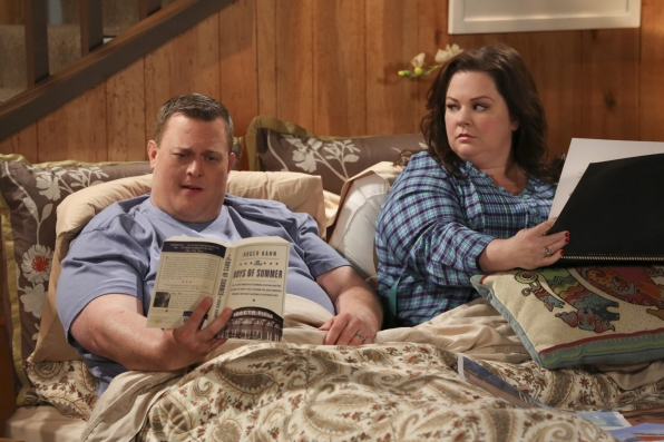 """Bedtime stories in """"Mike Can't Read"""" Episode 20 of Season 3"""