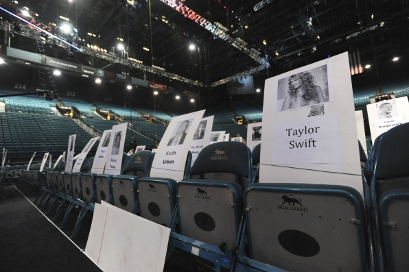 Keith Urban and Taylor Swift