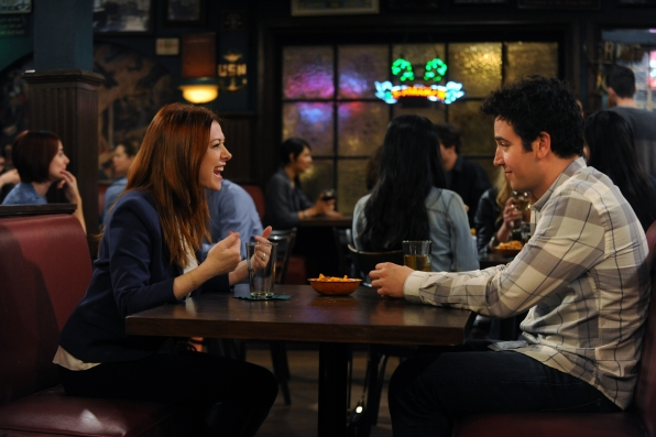 HOW I MET YOUR MOTHER EXCLUSIVE