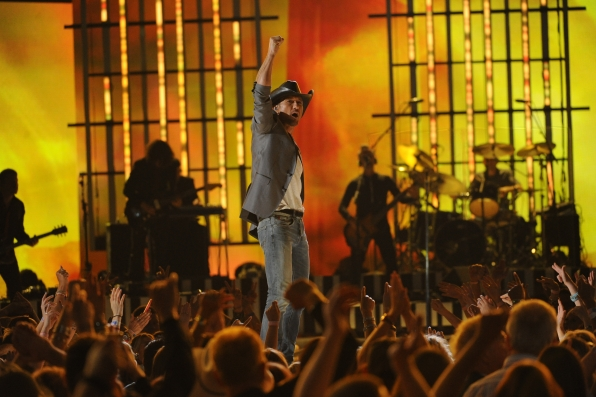 ACM PRESENTS: TIM McGRAW'S SUPERSTAR SUMMER NIGHT