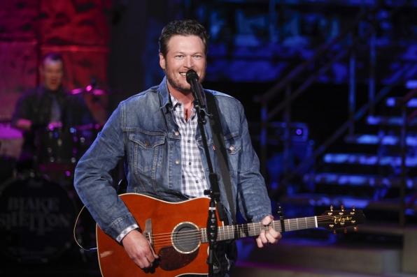 Blake Performs!