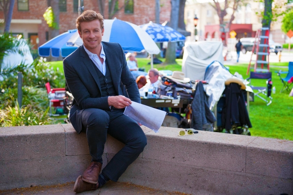 THE MENTALIST EXCLUSIVE