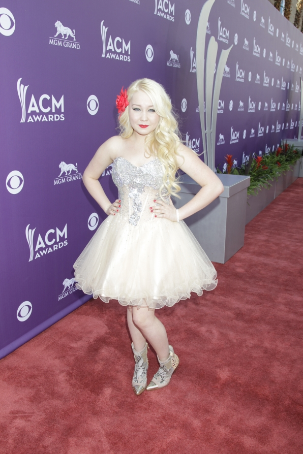 Raelynn on the Red Carpet - 48th ACM Awards