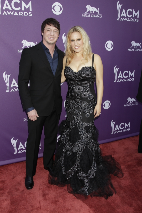 Songwriter Jon Stone - 48th ACM Awards