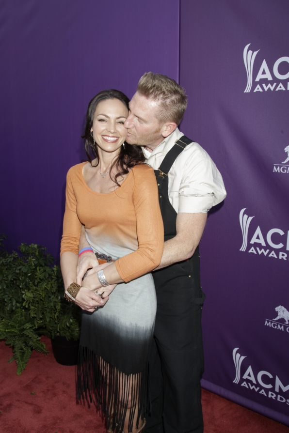 Rory Lee Feek and Joey Martin Feek - 48th ACM Awards