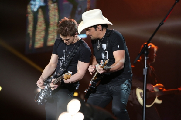 Hunter Hayes & Brad Paisley