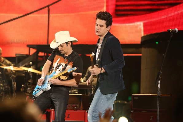 Brad Paisley & John Mayer