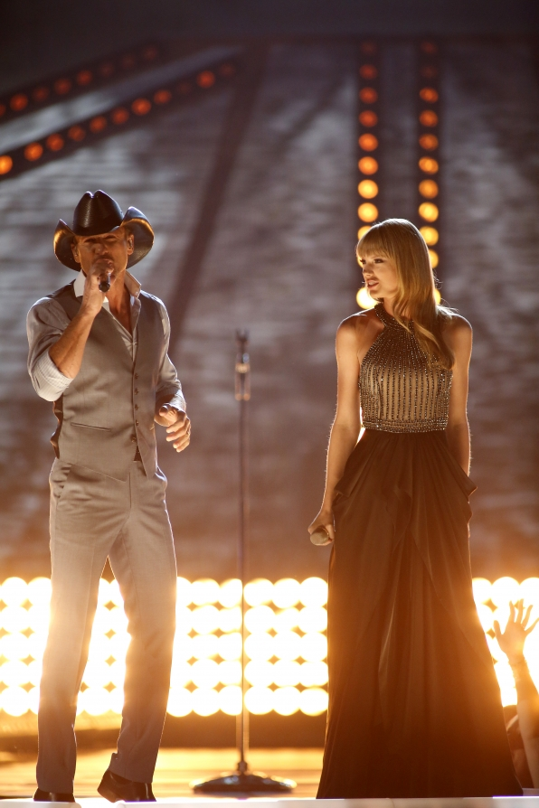 Tim McGraw & Taylor Swift