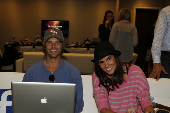 NCIS: Los Angeles' Eric Christian Olsen and Daniela Ruah