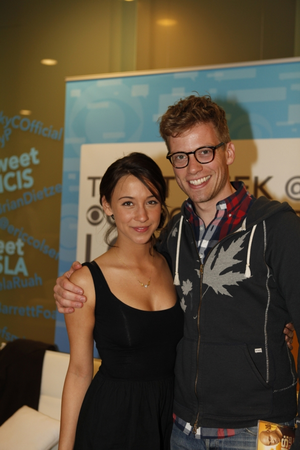Golden Boy's Stella Maeve and NCIS: Los Angeles' Barrett Foa