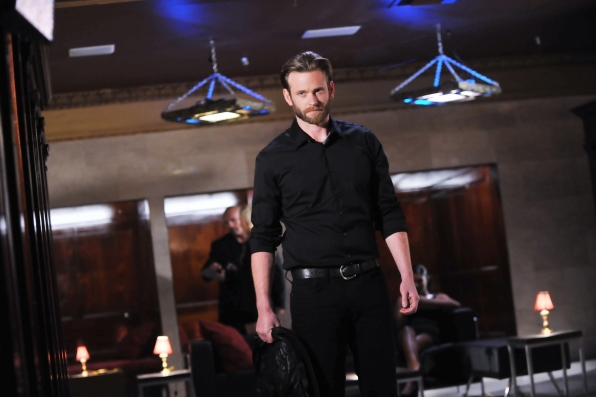 """The Replicator"" Episode 24 in Season 8"