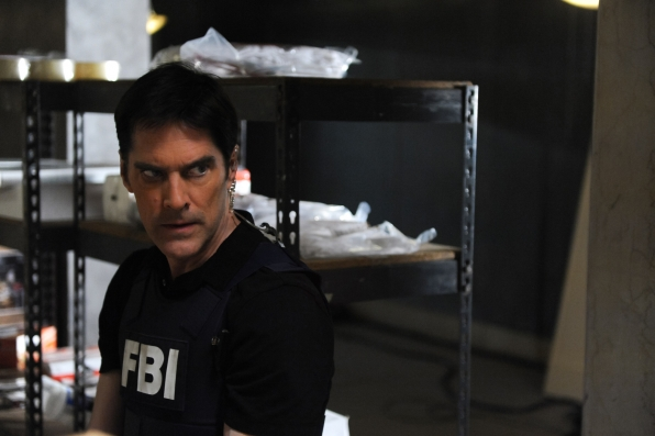 """Brothers Hotchner"" Episode 23 of Season 8"