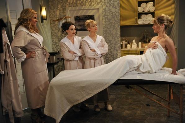 "Robe Wardrobe in ""And The Tip Slip"" Episode 23 of Season 2"