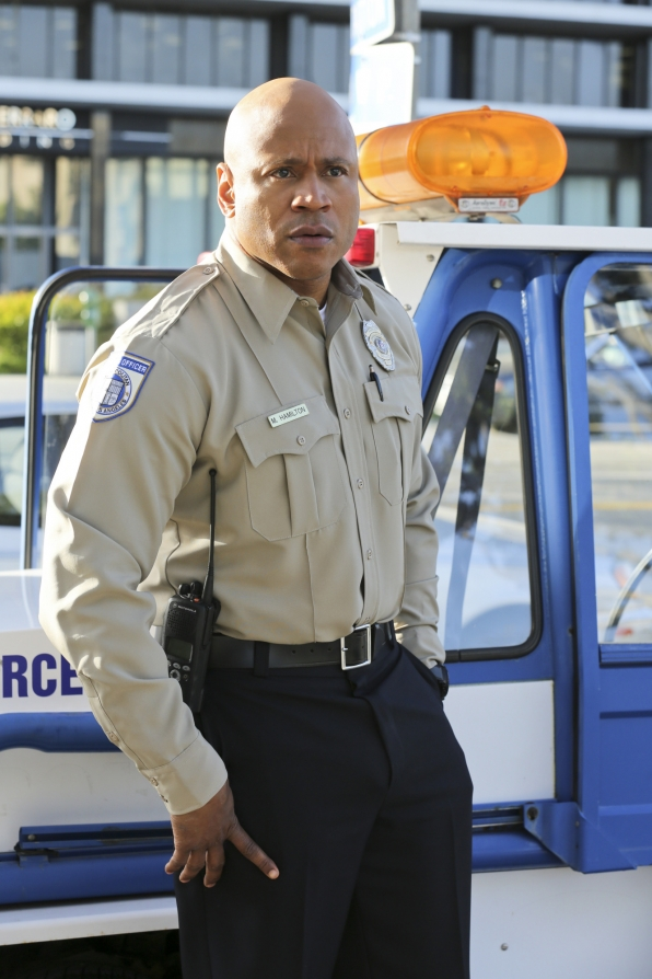 "Man in Uniform in ""Parley"" Episode 23 of Season 4"