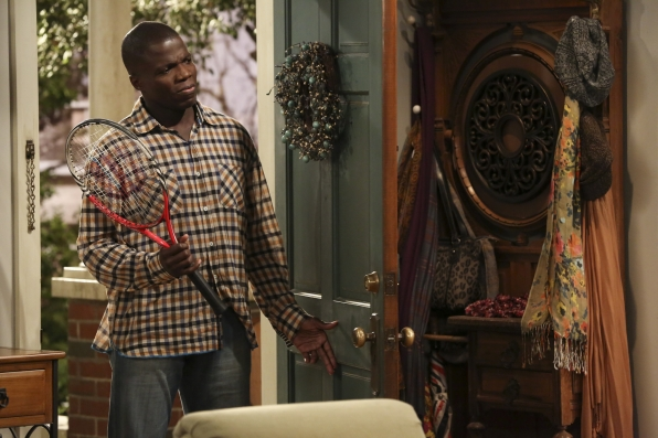 """Tennis anyone? in """"Molly's Out of Town"""" Episode 21 of Season 3"""