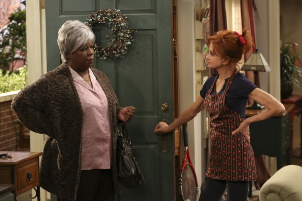 "Then Grandma stops by in ""Molly's Out of Town"" Episode 21 of Season 3"