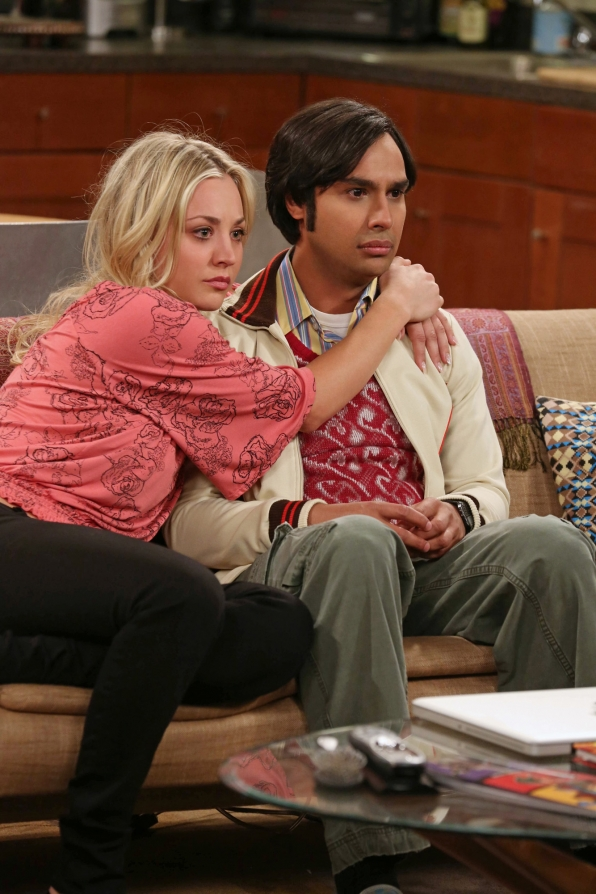 Penny & Raj