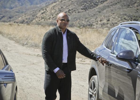 """Exchange in """"Descent"""" Episode 24 of Season 4"""