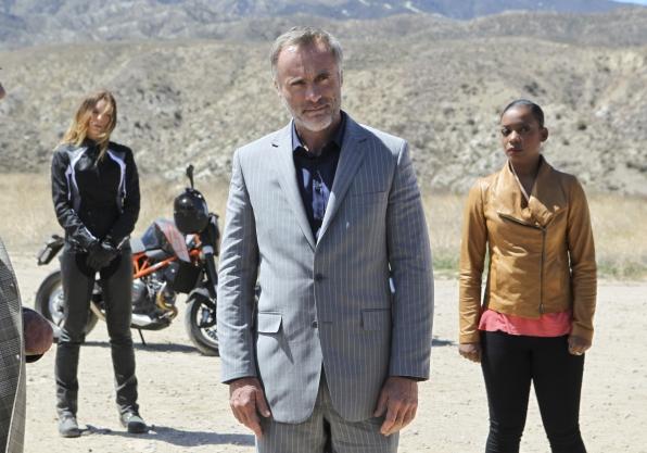 """Descent"" Episode 24 of Season 4"