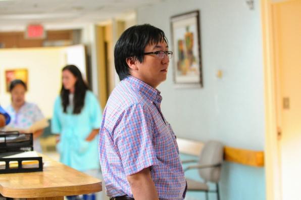 "Hospital Guest in ""Aloha. Malama Pono"" Episode 24 of Season 3"
