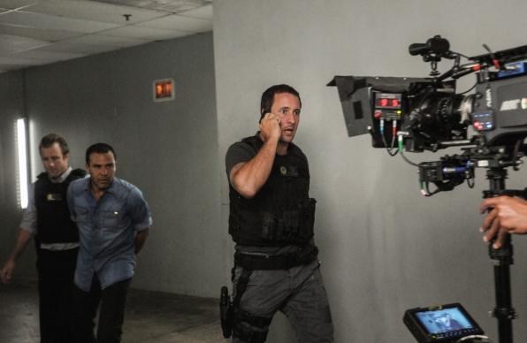 "Behind the Scenes in ""Aloha. Malama Pono"" Episode 24 of Season 3"