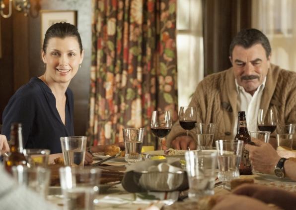 The last family dinner of the season